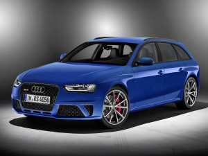 Audi RS4 Avant Nogaro Selection: Homenajeando al RS2