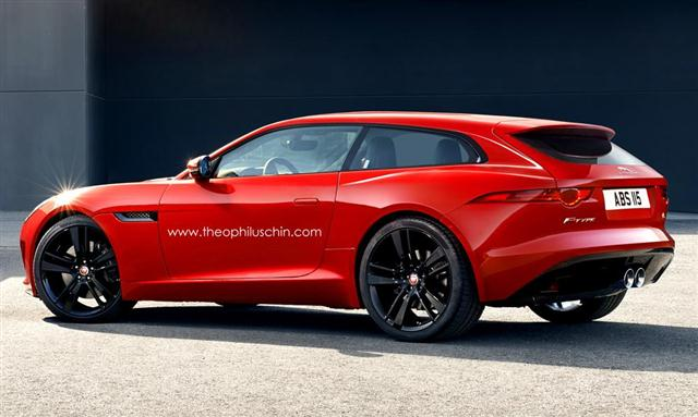 Un Jaguar Shooting Brake, ¿por qué no?