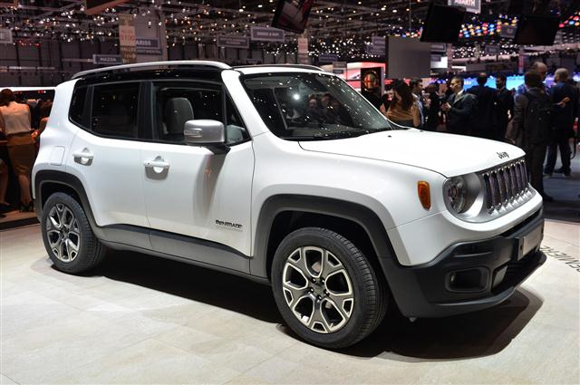 Ginebra 2014: Jeep Renegade