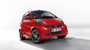 Llega el Smart ForTwo Xclusive Red Edition