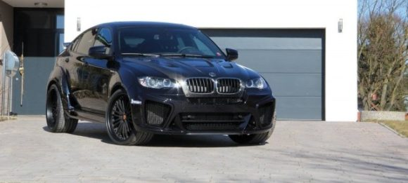 BMW X6M Typhoon la última gran locura de G-Power