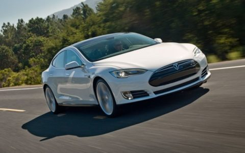 El Tesla Model S ya está en China