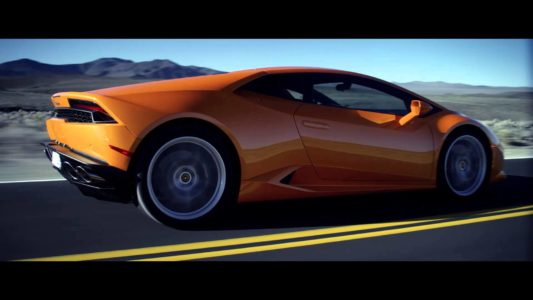Lamborghini Huracán, video oficial