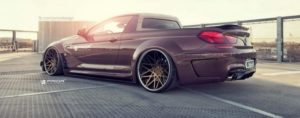 Prior Design convierte tu BMW M6 en toda una pick-up