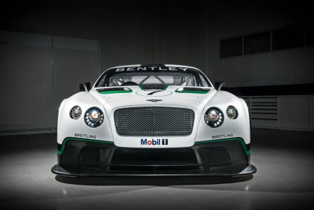 Bentley llevará a Goodwood un Bentley Continental GT3 de calle