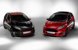 Ford Fiesta Red y Black Edition: Con el EcoBoost 1.0 de 140 CV