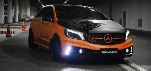 Mercedes Clase A por Wald International