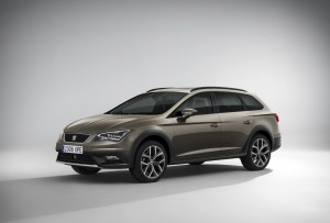 SEAT León X-Perience: Familiar y off-road