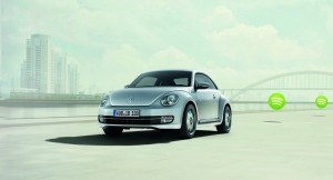 Volkswagen Beetle Connection: Para los usuarios de iPhone