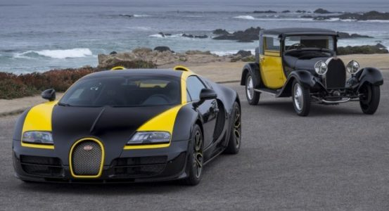 "Bugatti Veyron Grand Sport Vitesse ""1 of 1″"