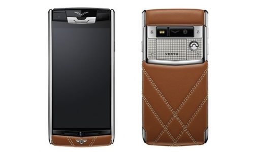 Vertu for Bentley: Lujo aplicado a los smartphones
