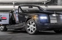 Rolls-Royce Phantom Dorphead Coupé Nighthawk 1