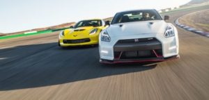 Vídeo: Nissan GT-R Nismo vs Chevrolet Corvette Z06