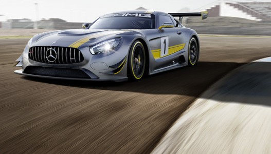 Vídeo: Mercedes-AMG GT3