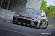 Volkswagen Golf R500 por Oettinger: 500 CV, por si 400 no eran suficientes 1