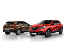 Renault Kadjar TCe: Ya disponible con la caja de cambios EDC de doble embrague 1