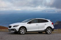 Volvo V40 Cross Country, exterior, side