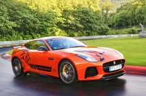 El Jaguar F-Type SVR ya está disponible como Taxi en el 'Ring 1