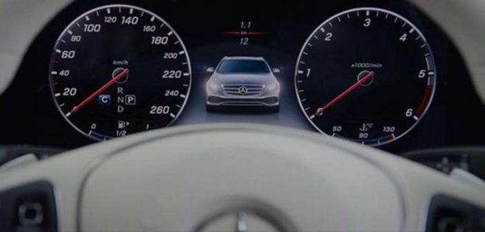 Vídeo: anticipo oficial del Mercedes Clase E Estate, lo veremos este lunes 1