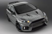 Un vistazo al Ford Focus RS500 1