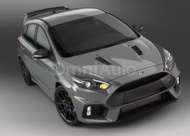 Un vistazo al Ford Focus RS500
