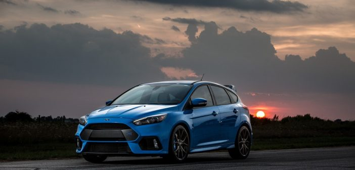 Hennessey Ford Focus RS HPE400, primera información oficial 1