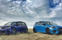 Vídeo: Volkswagen Golf R y Ford Focus RS, cara a cara