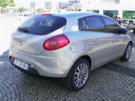 Nuevas fotos del Fiat Bravo