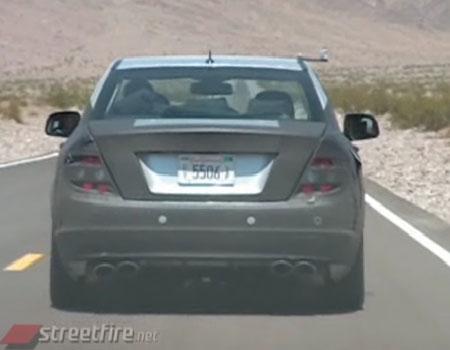Vídeo: W204 C63 AMG
