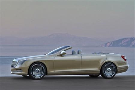 Mercedes Benz Ocean Drive