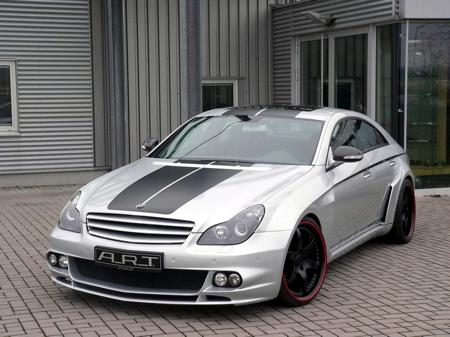 Mercedes Benz CLS350 ART Tuning