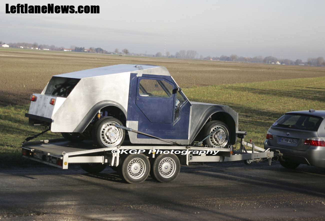 BMW Z8 ¡Cazado!