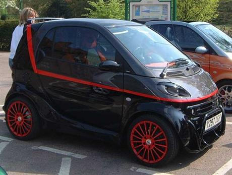 Smart Fortwo Equipo A