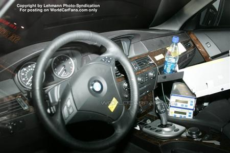 Fotos espía BMW Serie 5