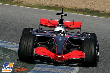 Fernando Alonso se sube al McLaren