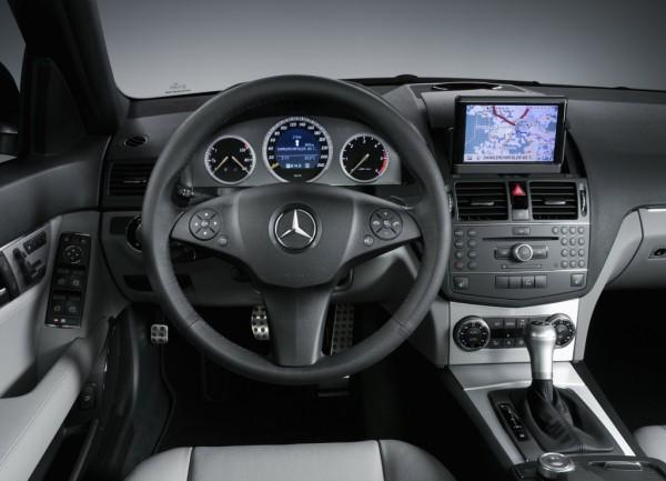 Mercedes Clase C 2007