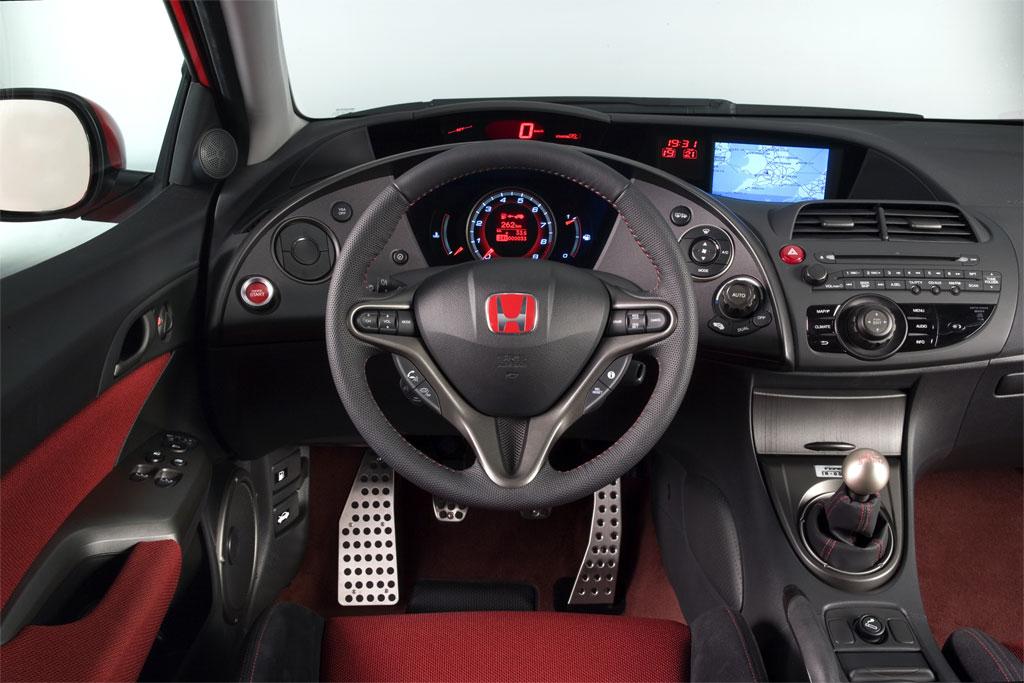 Honda Civic Type R Interior