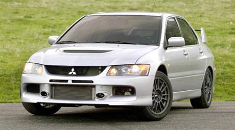 Mitsubishi Evolution IX MR