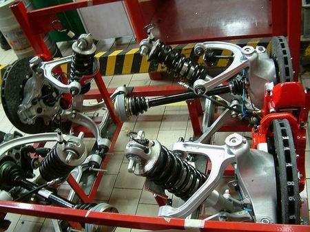 Fábrica de Ferrari