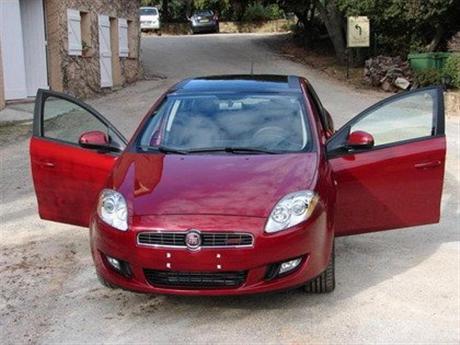 Más fotos del nuevo Fiat Bravo