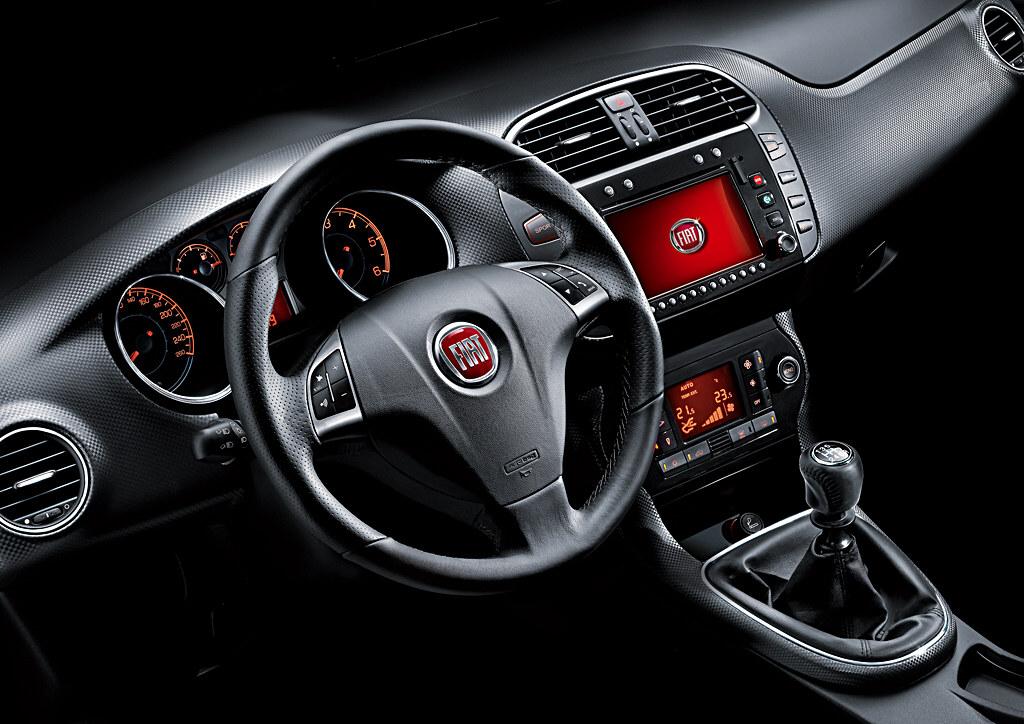 Fiat Bravo, fotos oficiales