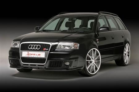 Audi A4 Hofele