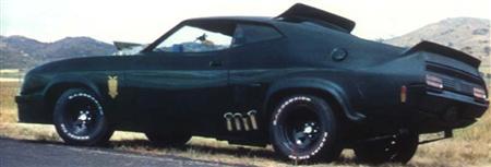 The interceptor V8