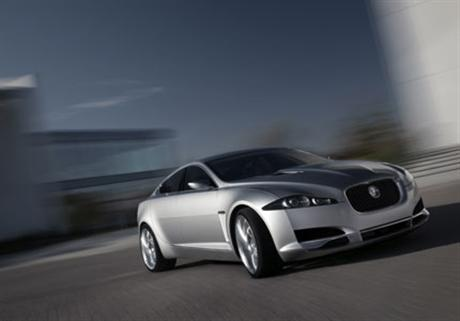 Jaguar XF, el concept