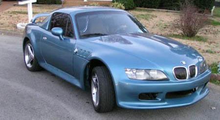 Mazda MX5 BMW Z3