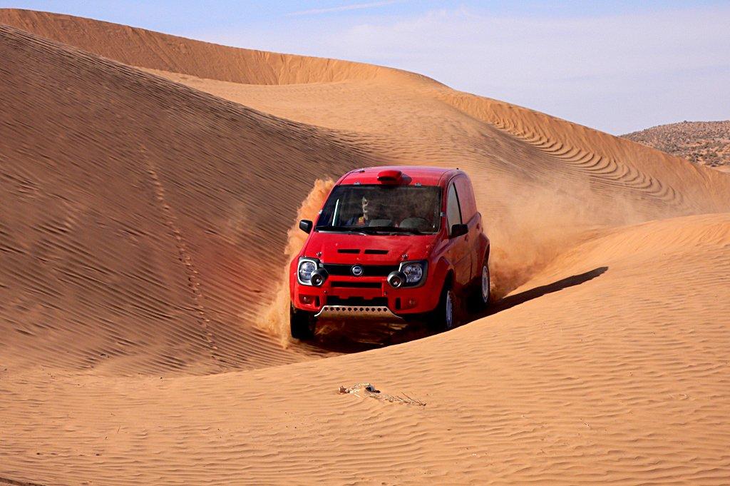 Fiat Panda Dakar