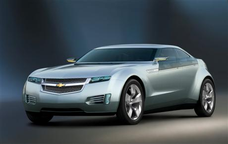 Salón de Detroit: Chevrolet Volt Concept