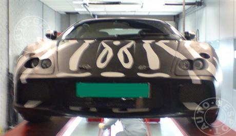 Fotos espías del Lotus Esprit