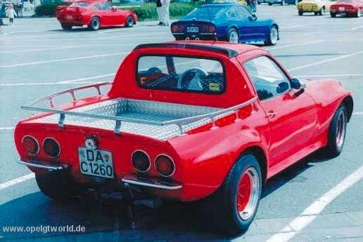 Opel GT I