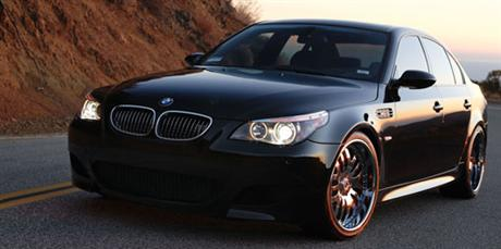 BMW M5 con 800cv, por Currency Motors